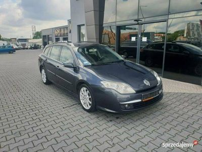 używany Renault Laguna III 2dm 130KM 2010r. 258 000km