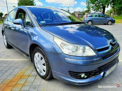 używany Citroën C4 2.0 benzyna 2005r AUTOMAT climatronic 5 drzwi !!!