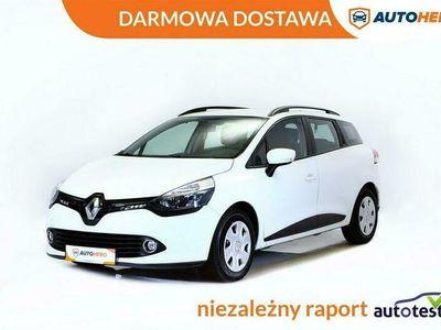 używany Renault Clio IV DARMOWA DOSTAWA, Hist. Serwisowa, Klima, MPI IV (2012-)