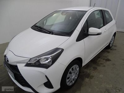 używany Toyota Yaris 1.5dm3 111KM 2017r. 289km CIĘŻAROWY 1,5 Salon Polska ! 1 właściciel ! ASO ! FV23% !