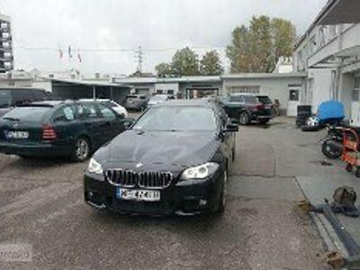 używany BMW 528 2dm 244KM 2012r. 215 000km