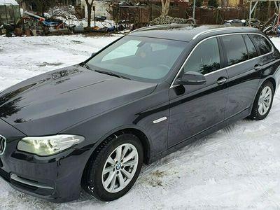używany BMW 520 2dm 185KM 2014r. 215 000km