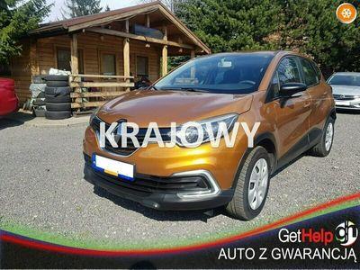 używany Renault Captur 1 właściciel / Krajowy / Klimatyzacja / Tempomat