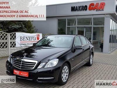 używany Mercedes 200 Klasa E W212CGI- AVATGARDE - BIKSENONY- STAN BARDZO DOBRY !!!