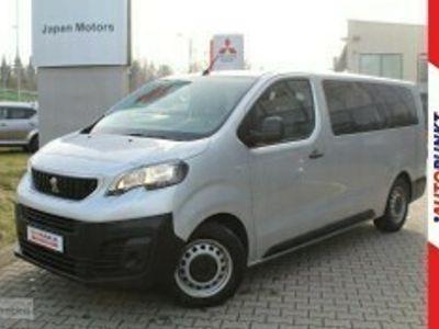 używany Peugeot Expert II TRAVELLER LONG S&S Salon Polska, FV23%, Klimatyzacja Dwustrefowa, US
