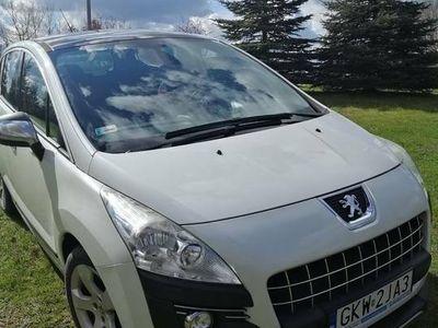 używany Peugeot 3008