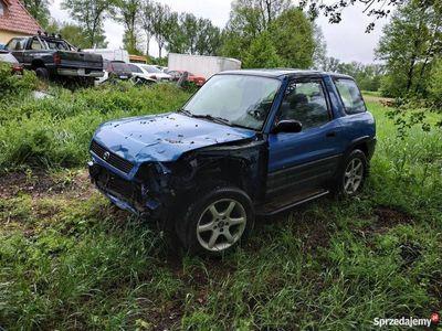 używany Toyota RAV4 4x4