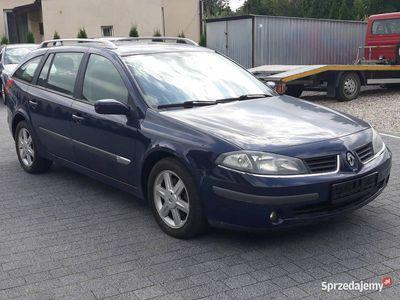 używany Renault Laguna Kombi 2.0 16v benzyna