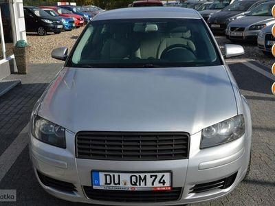 używany Audi A3 1.6dm 102KM 2003r. 210 000km