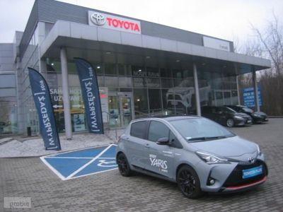 używany Toyota Yaris III Hybrid 100 Limited ,GR SPORT + Alcantara + Smart,Oferta ASD Toyoty