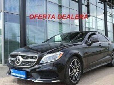 używany Mercedes CLS550 Klasa CLS W218 55 AMG Oferta Dealera MercedesAMG