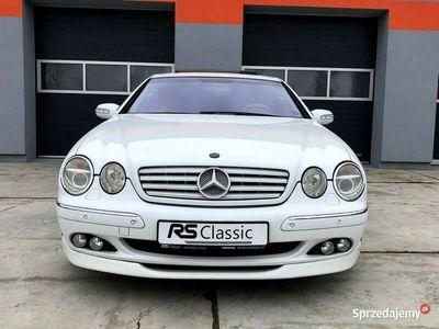 używany Mercedes CL500 z kompletnym pakietem BRABUS z Japonii