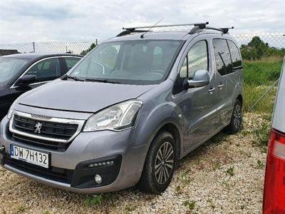 używany Peugeot Partner Tepee Partner II Brutto, ,15-18, Partner 1.6 BlueHDi Active