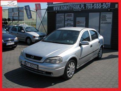 gebraucht Opel Astra 2dm 101KM 2002r. 221 000km