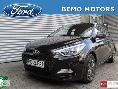 używany Hyundai i20 II 1.2 84KM benzyna, SalonPL, SerwsiASO, FV23%, Gwarancja, Poznań
