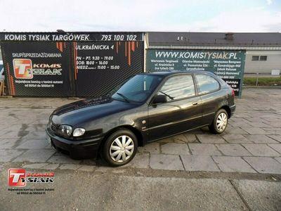 używany Toyota Corolla !!!Targówek!!! 1.4 Benzyna, 2001 rok produkcji! KOMIS TYSIAK Seria E12 (2001-2007)
