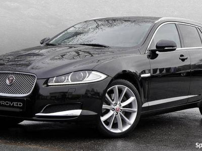 używany Jaguar XF Sportbrake VAT23%, Leasing
