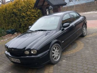 używany Jaguar X-type 2004 r. - prywatnie, pewny samochód, zadbany