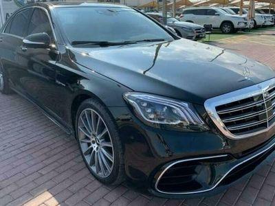 używany Mercedes S63 AMG S 63 AMG -BenzAMG benz. 5.5 V8 BiTurbo 577 KM 2014 W222 (2013-)