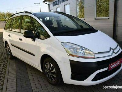używany Citroën Grand C4 Picasso 1.6dm 109KM 2008r. 203 000km