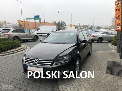 używany VW Passat 1.4dm 122KM 2014r. 104 000km