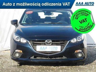 używany Mazda 3 III Salon Polska, 1. Właściciel, VAT 23%, Navi, Klimatronic,, Piaseczno