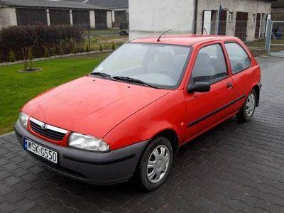 używany Mazda 121 1998 r. krajowa ( fiesta)