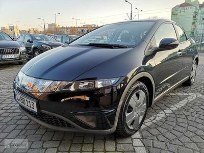 używany Honda Civic VIII 1.4i dsi Automat Comfort I Wł. Ks.Serwisowa, Kraków