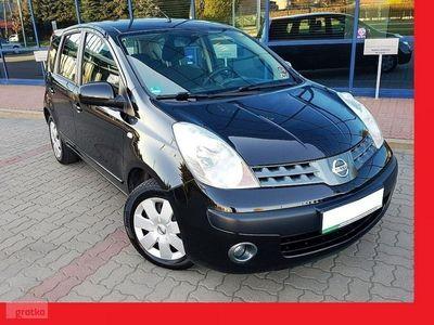 used Nissan Note 1.6dm3 110KM 2007r. 186 500km 1.6 16V * BENZYNA * Manual * Klimatyzacja * Bez rdzy * Warszawa