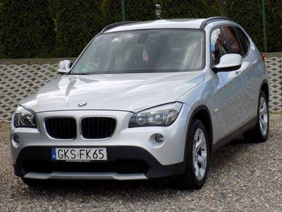 używany BMW X1 2dm 177KM 2010r. 192 420km