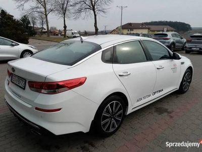 używany Kia Optima 2019 Sedan 1, 6CRDi - Demo