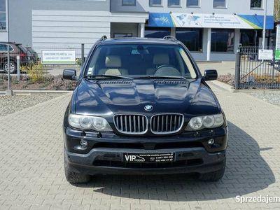 używany BMW X5 3dm 218KM 2005r. 229 000km