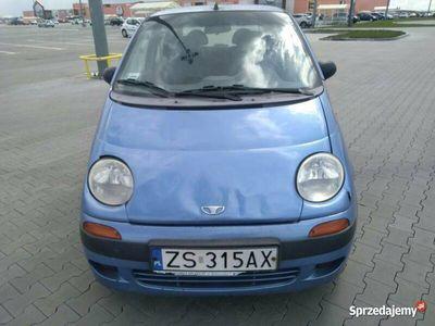 używany Chevrolet Matiz Impuls 2003 Przegląd Na Rok Salon Polska