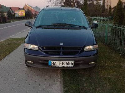 używany Chrysler Grand Voyager 3.3 *V6*z Niemiec*automat*