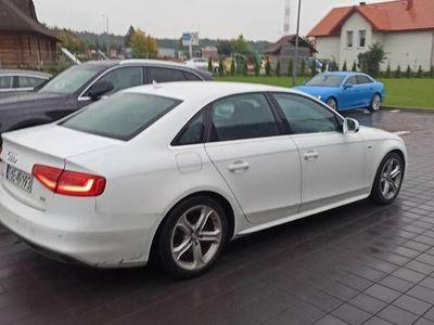 używany Audi A4 b8 lift 2014r.s-line