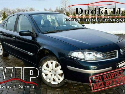 używany Renault Laguna II 2,0b DUDKI11 Navi,Klimatronic,Automat,Serwis,el.szyby>Centralka,GWARAN II FL (2005-2007)
