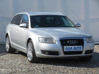 używany Audi A6 III (C6) 221 KM, 4X4, Automat, Navi, Xenon, Klimatronic, Tempomat,