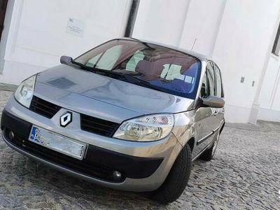 używany Renault Scénic 2.0 benzyna Gaz BRC Klima Hands Free