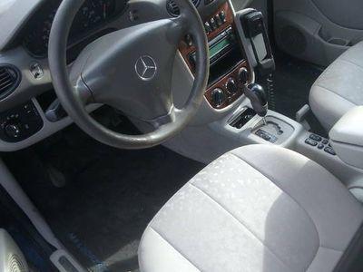 używany Mercedes A190 2003r Automat