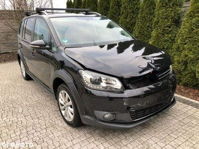 used VW Touran II