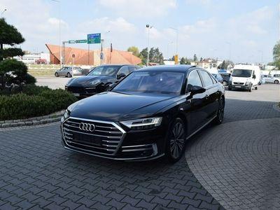 używany Audi A8 IV (D5) Salon Polska,pelne wyposazenie,f.vat