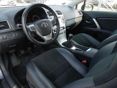 używany Toyota Avensis 1.8dm3 147KM 2014r. 39 000km
