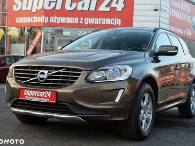 używany Volvo XC60 XC 60 2dm3 150KM 2015r. 158 000kmI 2.0 D3 150 KM LED, Panorama, Navi, Serwis, Gwarancja!!