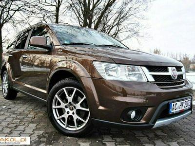 używany Fiat Freemont 2dm 170KM 2013r. 129 000km