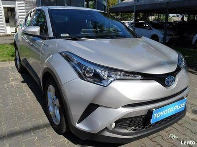 używany Toyota C-HR 1.8 HSD 122KM PREMIUM NAVI, salon Polska, gwarancja, FV23%