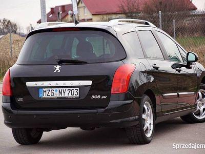 używany Peugeot 308 SW 1.6TURBO PANORAMA SERWIS GWARANCJA