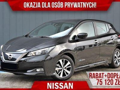 używany Nissan Leaf Acenta Acenta 40kWh EM57 150KM Specjalna okazja dla osób fizycznych!