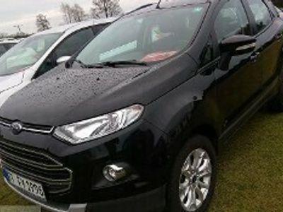 używany Ford Ecosport II 1,0i 125 KM