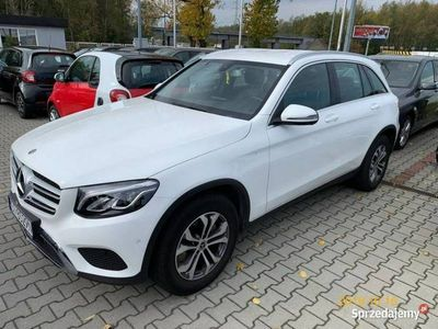 używany Mercedes GLC220 2.1 170KM