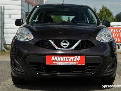 używany Nissan Micra 1.2dm 80KM 2016r. 92 564km